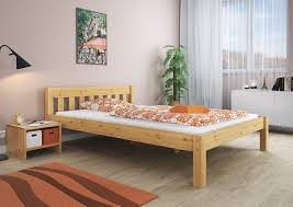 Betten Schlafzimmer Amazon Erst Holz 60 38 14 Doppelbett Mit Rollrost 140x200 Massivholz