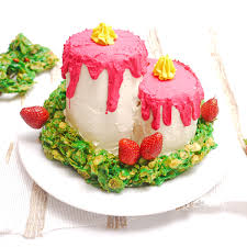 Christmas Cakes And Decorations by Christmas Cake Crustabakes