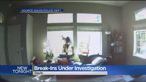 15 burglaries have davis police warning residents to be on guard