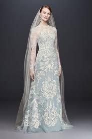 elegant long sleeve wedding dresses for winter brides wedding