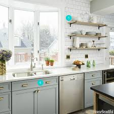 Grey And Turquoise Kitchen by For The Love Of Kitchens Gray U0026 White Kitchen The Inspired Room