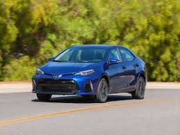 year toyota corolla review 50th year toyota corolla an even safer bet
