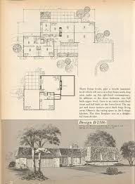 Mid Century House Plans 77 Best Trad Contemporary Hp Images On Pinterest Vintage Houses