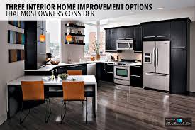 interior home improvement three interior home improvement options that most owners consider