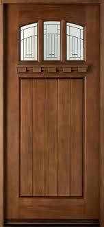 Exterior Doors Discount Craftsman Custom Front Entry Doors Custom Wood Doors From Doors
