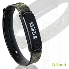 bracelet iphone sleep images Q band fitness tracker watch activity steps fitness calories jpg