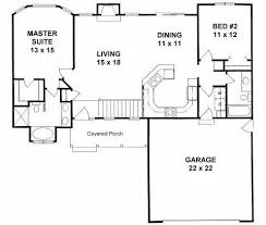 awesome 2 bedroom split level house plans new home plans design