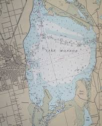 Sanford Florida Map by Sanford Boat Parade