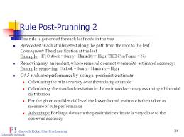 one rule decision tree learning ppt download
