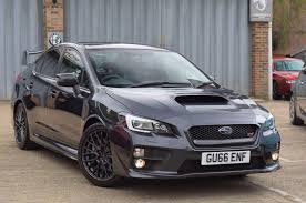 wrx subaru grey used 2016 subaru wrx sti type uk for sale in west sussex pistonheads