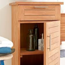 Teak Bathroom Storage Bathroom Furniture