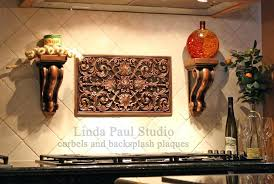 kitchen backsplash medallions coastal living kitchen images tag coastal kitchen ideas