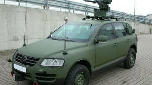 volkswagen touareg 2008 vw touareg military edition