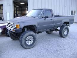 toyota pick up brad u0027s 1985 toyota pickup 5 3l swap certified performance