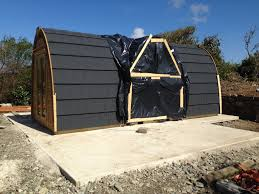 camping snug star pod delivery penzance cornwall south west