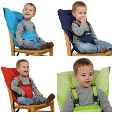 High Chair For Infants Sack U0027n Seat Baby Portable High Chair Shoulder Strap Baby