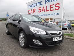 used vauxhall astra se estate cars for sale motors co uk