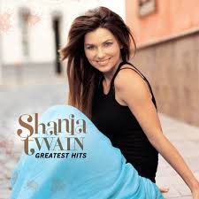 greatest hits shania twain music pinterest country music