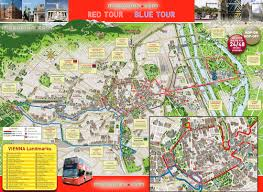 Hop On Hop Off New York Map vienna maps top tourist attractions free printable city