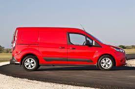 2014 ford transit connect cargo first test truck trend