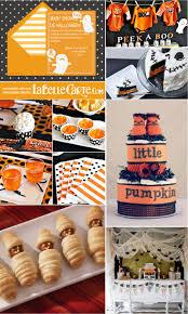 halloween baby shower ideas invitaciones para baby shower e ideas para celebrar un baby shower
