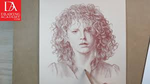 drawing in colored pencil video lesson presented by drawing