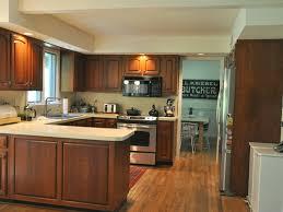 kitchen floor chocolate oak all wood kitchen cabinets rta raised