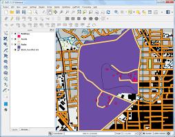 tutorial arcgis pdf indonesia digitizing map data qgis tutorials and tips
