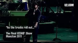 U2 In The City Of Blinding Lights U2 U003e Tours U003e U2360 Tour