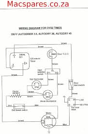 diagram defrost timer wiring diagram