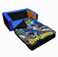 flip out sofa bed furniture delightful batman kids sofa bed and cool sofa bed for