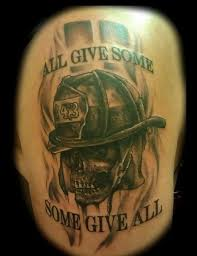 strike the box fire fighter tattoos u0026 more fire chief tattoos