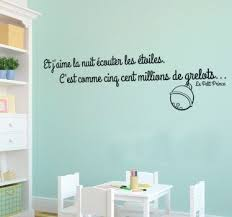 stickers citations chambre stickers contes genre texte tenstickers