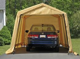 Outdoor Carport Canopy by Shelters Portable Garages Tent Sheds Outdoor Storage Large Tents
