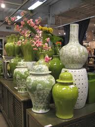 ginger jars are getting noticed again in top interiors living