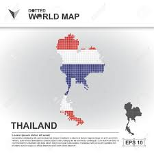 Southeast Map Map Asean Illustration Dot Background Dotted Asia Southeast