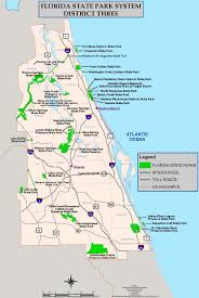 Crystal River Florida Map Park Mapping And Databases Florida Department Of Environmental