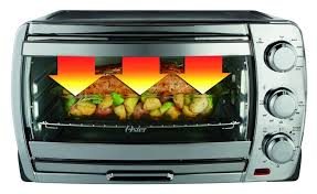 Oster Countertop Convection Toaster Oven Silver by fice Depot