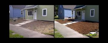 bark dust compost and rock in eugene or free estimates