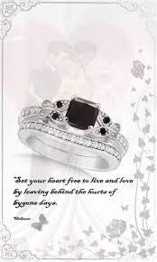 amy amethyst 18ct white gold 72 best black diamond 14k white gold images on pinterest black