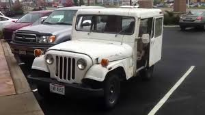 postal jeep for sale postal jeep with sliding doors 360 degrees walk around the car