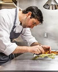 what is a chef de cuisine chris bleidorn soigne by stephen clare