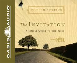the invitation a simple guide to the bible eugene h peterson