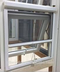 Roll Up Window Awnings Pvc Upvc Awning Window With Folding Roll Up Mosquito Net Buy