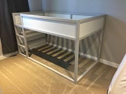 IKEA Kura Bunk Bed Hack  Mreugenius - Guard rails for bunk beds