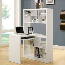 Desk And Bookshelves by Wall Art Astounding Computer Desk With Bookcase Extraordinary