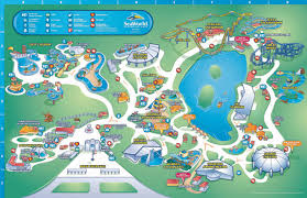 Harry Potter World Map by Theme Park Brochures Sea World San Antonio Theme Park Brochures