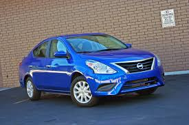 nissan versa sedan 2016 2015 nissan versa sedan review autoweb