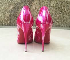 my superficial endeavors christian louboutin pigalle follies