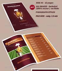pages menu template 23 creative restaurant menu templates psd indesign design